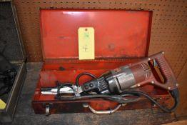 Milwaukee Catalog #6507 Electric Sawzall w/Case