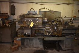"""Monarch Model #14-C Geared Head Lathe, 16 1/2["""" Swing x 30"""" Centers, Assorted Tooling, SN 29667"""