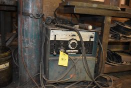 Air Products Model THF-250EC Welder, SN HGO11704, Note - Does Not Include Tank