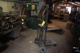 Die Cart/Manual Lift
