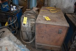 Cobramatic Welder Includes Water Coolant Tank,