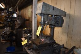 Buffalo Bench Type Drill Press Includes Vise, 2-Door Cabinet