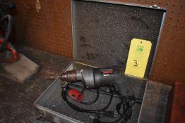 Black & Decker Catalog #1311 Electric Hand Drill w/Case