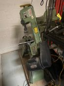 Central Machinery Heavy Duty Bandsaw, Model# T-591/9972, Serial# 660880, Loading/Removal Fee: $25