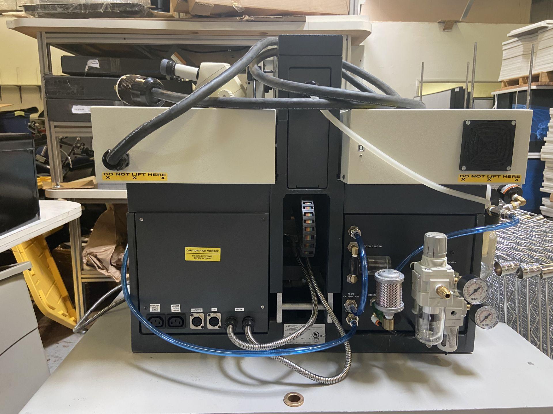 Air-Vac Rework Station, Model# DRS25, Serial# 0519-U6175, 208/240V, 3 Phase, 20 Amps, 50/60 Hz, - Image 4 of 14