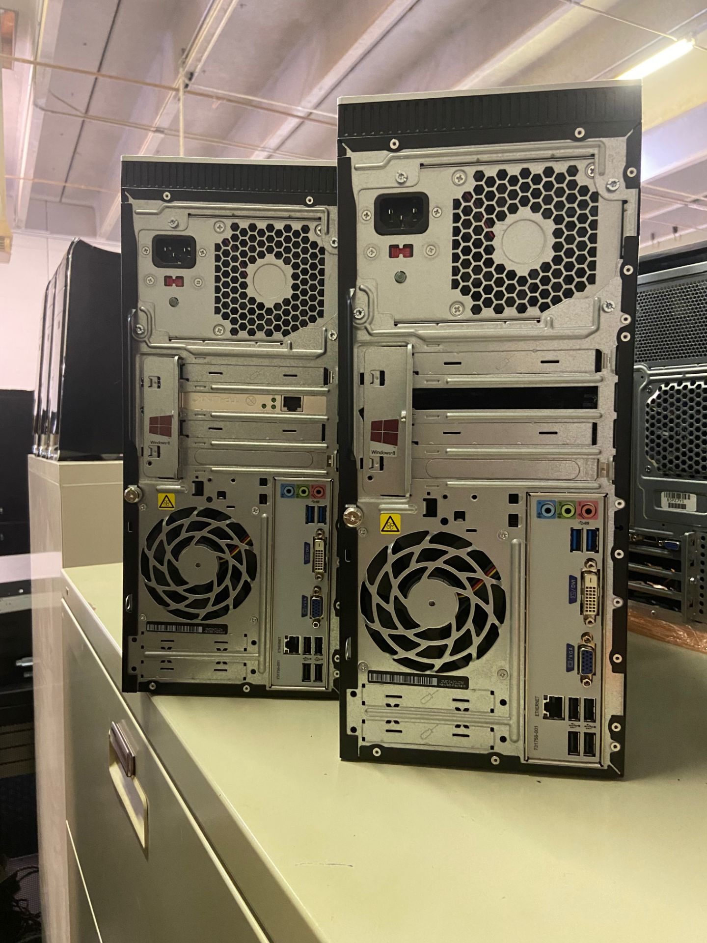 Dell Envy Desktop Computers, Qty 2, Intel i7 Processors, Loading/Removal Fee: $20 - Image 2 of 3