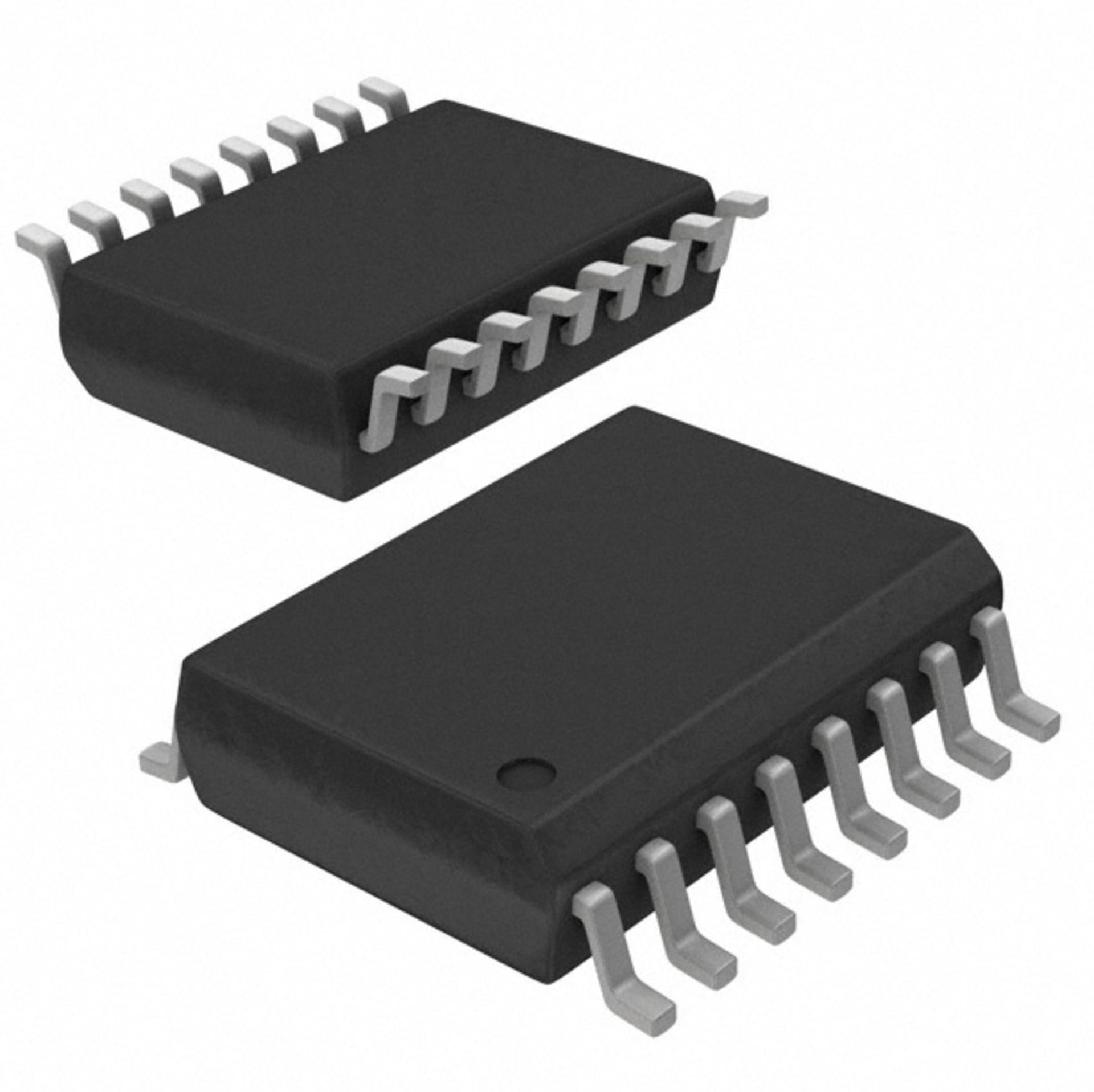 Micron Technology N25Q00AA11GSF40G, FLASH - NOR Memory IC 1Gb (256M x 4) SPI 108 MHz 16-SO, IC,