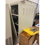 Power Battery Co. Cabinet, Model# 1CE4-3285X-192, Serial# 90-243, Nominal DC 192, Rigging/ Loading
