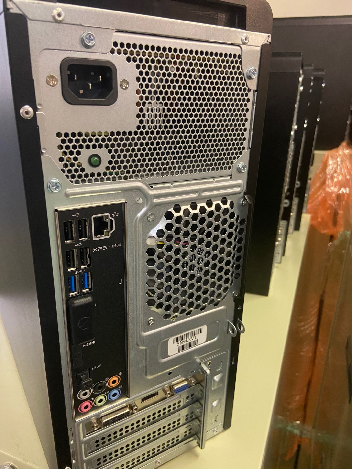 Dell XPS Desktop Computers, Total Qty 4, Qty 3 Intel i5 Processor, Qty 1 Intel i7 Processor, - Image 2 of 4