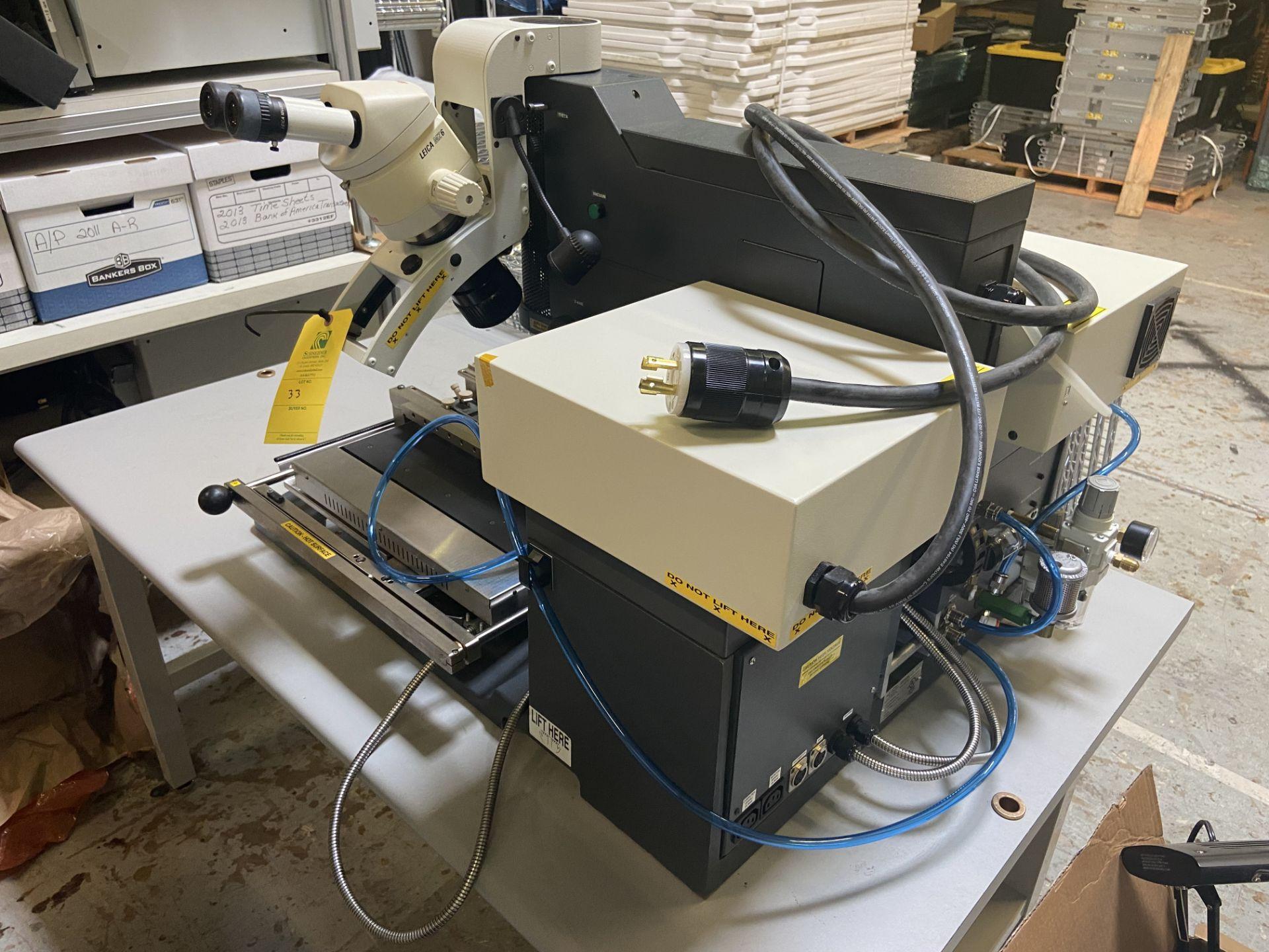 Air-Vac Rework Station, Model# DRS25, Serial# 0519-U6175, 208/240V, 3 Phase, 20 Amps, 50/60 Hz, - Image 2 of 14