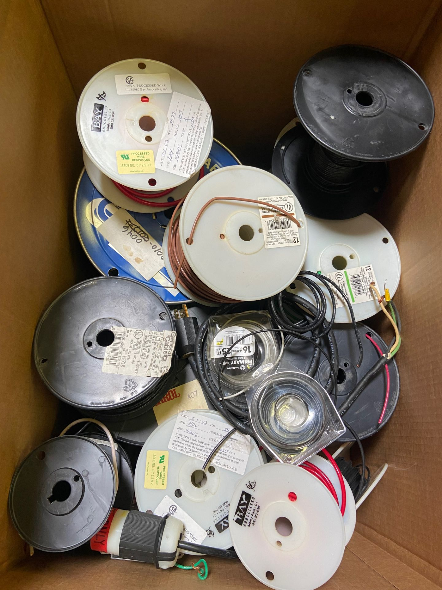 Miscellaneous Electrical/ Cable, Air House (All Pictured), Rigging Fee: $25 - Image 4 of 6