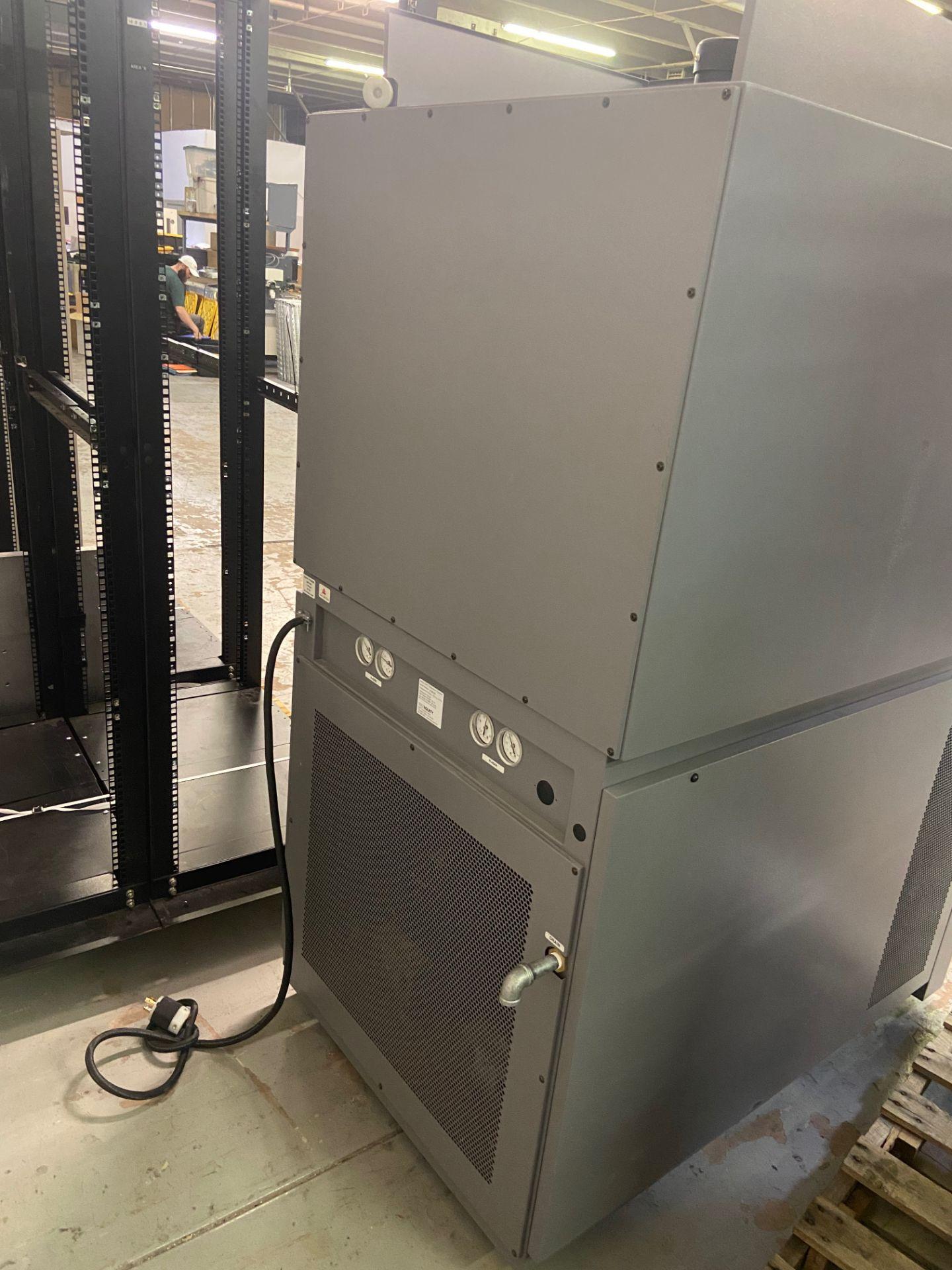 TestEquity Temperature Chamber, Model# 1007C, Serial# 10940, Temp Range: -75C to +175C, 208V, Single - Image 8 of 12