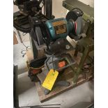 Central Machinery Heavy Duty Bench Grinder, Stock# P50968, 110V, 3600 RPM, Loading/Removal Fee: $25