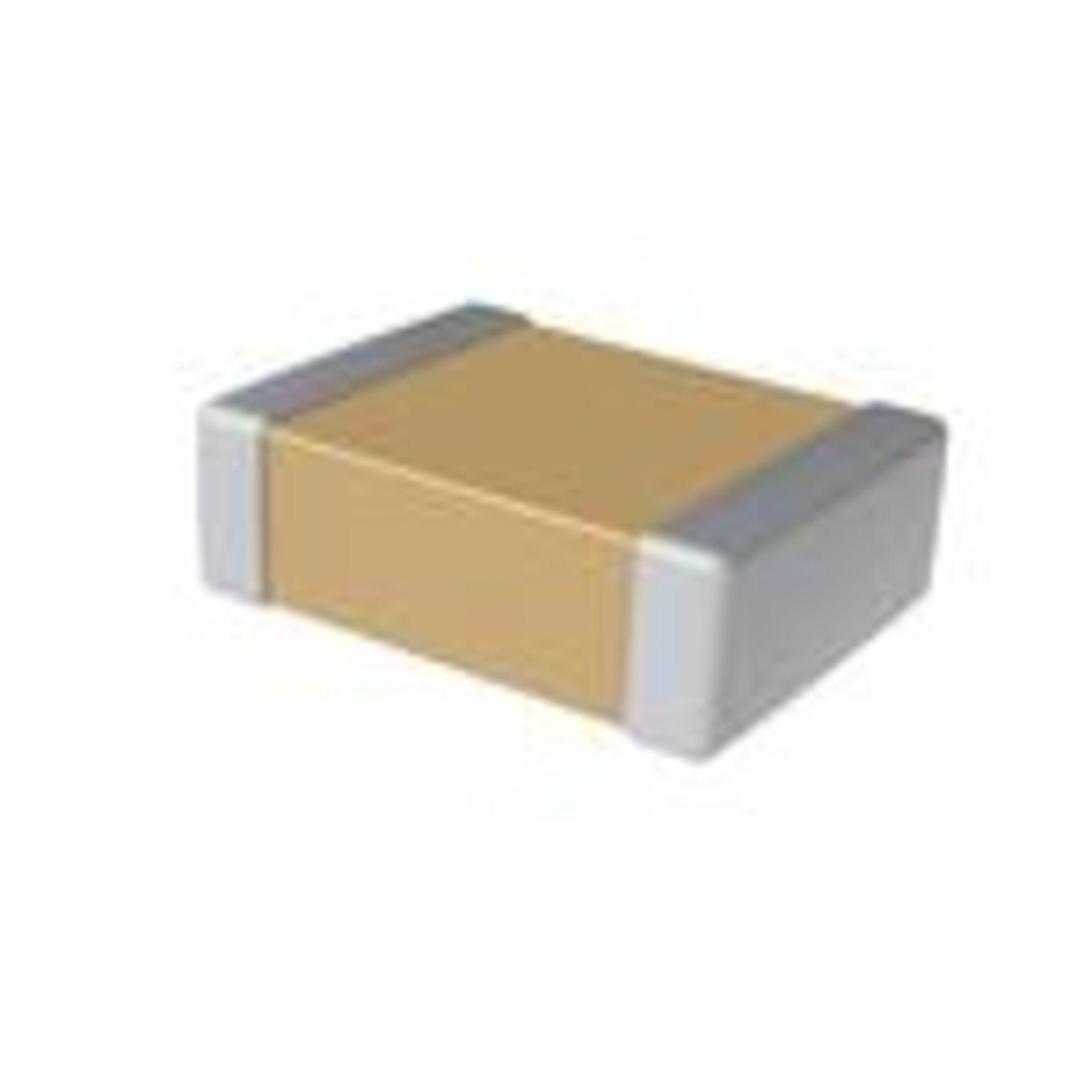 KEMET Corporation C1210C107M9PACTU Capacitor Ceramic Multilayer, Cap Ceramic 100uF 6.3V X5R 20%