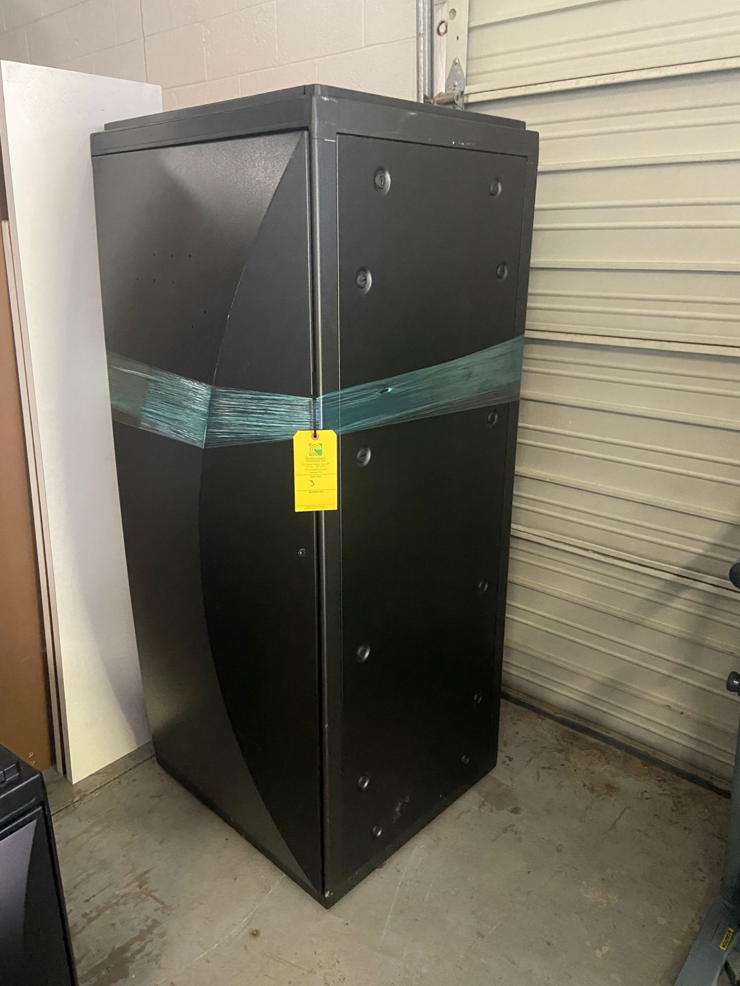 """Network Server Data Rack Enclosure Cabinet, 29"""" Wide x 28"""" Deep x 68"""" Tall, Loading/Removal Fee: $"""