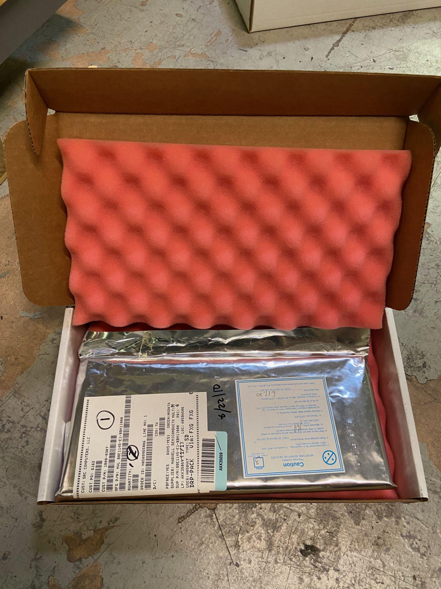 Alaska Quad Gigabit Ethernet Transceiver 88E1145 ,IC, 4-port Gigabit, 2.5V SSTL_2 (LF), QTY 1 - Image 2 of 6