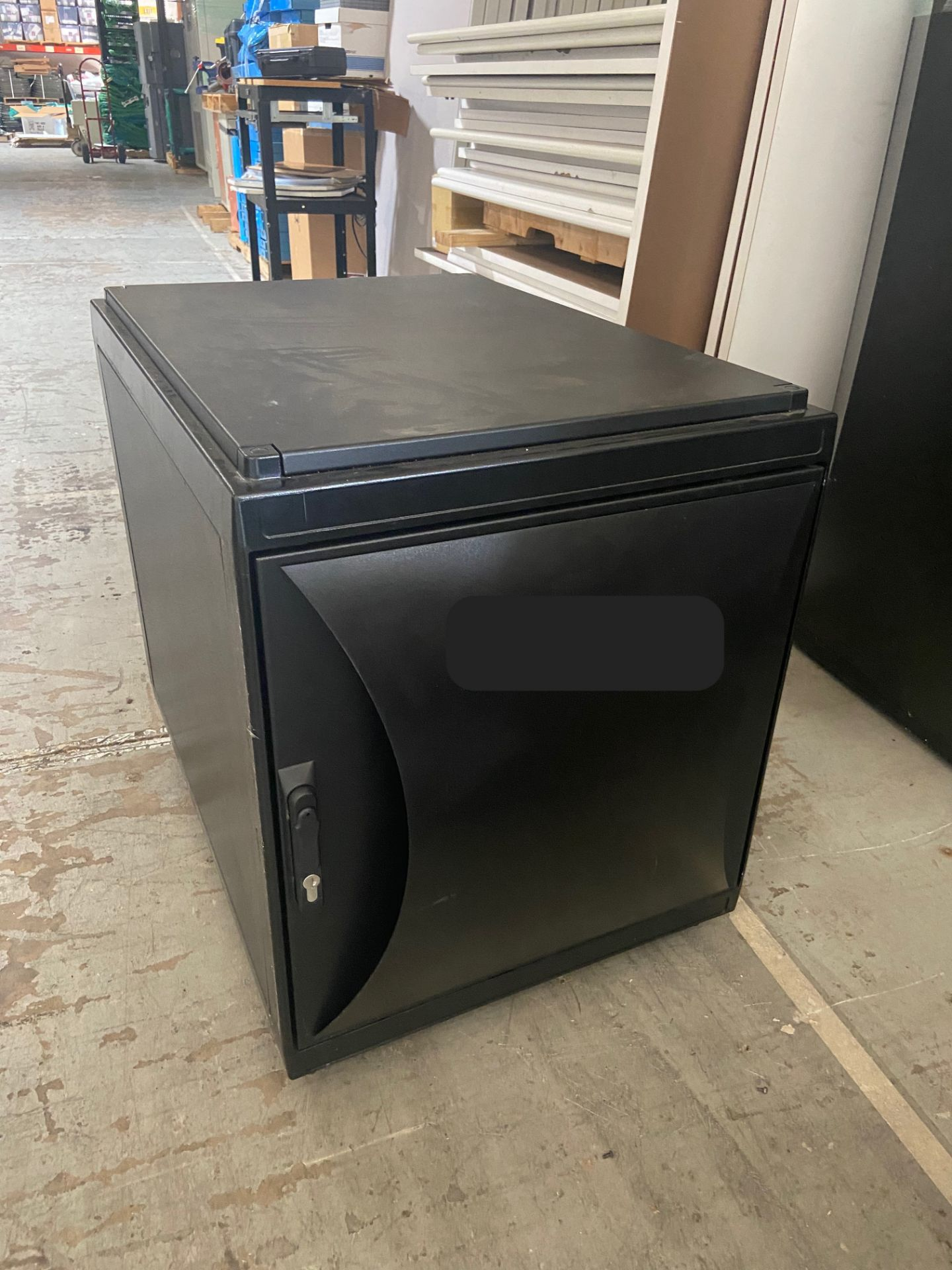 """Network Server Data Rack Enclosure Cabinet, 2' Wide x 33"""" Deep x 30"""" Tall, Loading/Removal Fee: $20"""