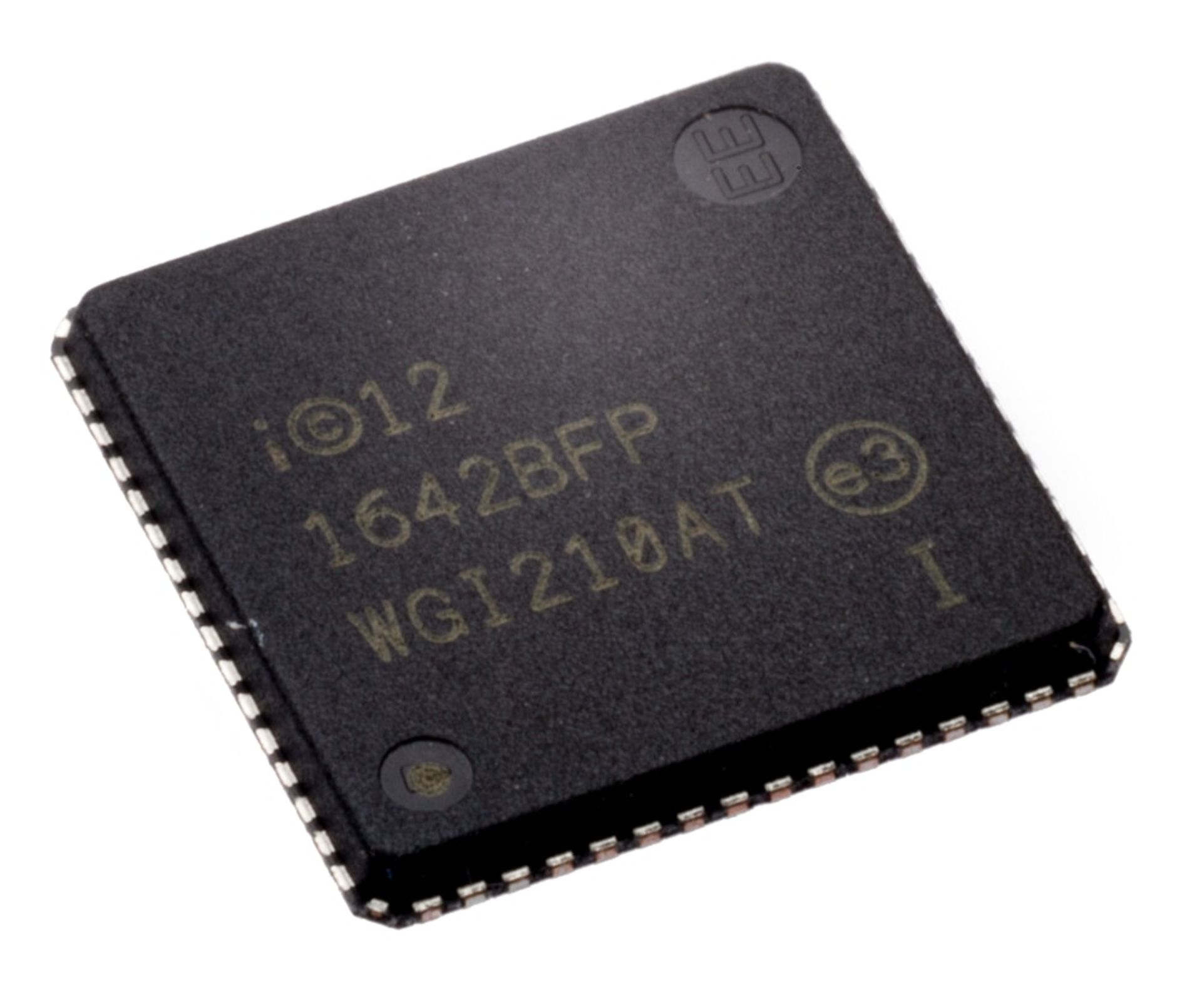 Intel WGI210IT S LJXT, Ethernet CTLR Single Chip 10Mbps/100Mbps/1000Mbps 3.3V Automotive 64-Pin