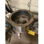 NEW Savage Bros Gas Candy Stove, Model# 20B, Serial# 024376, 80,000 BTU/HR
