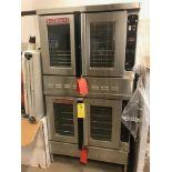 NEW Blodgett Ovens (Stacked), Model# DFG-100-3, Serial# 092217RA010T