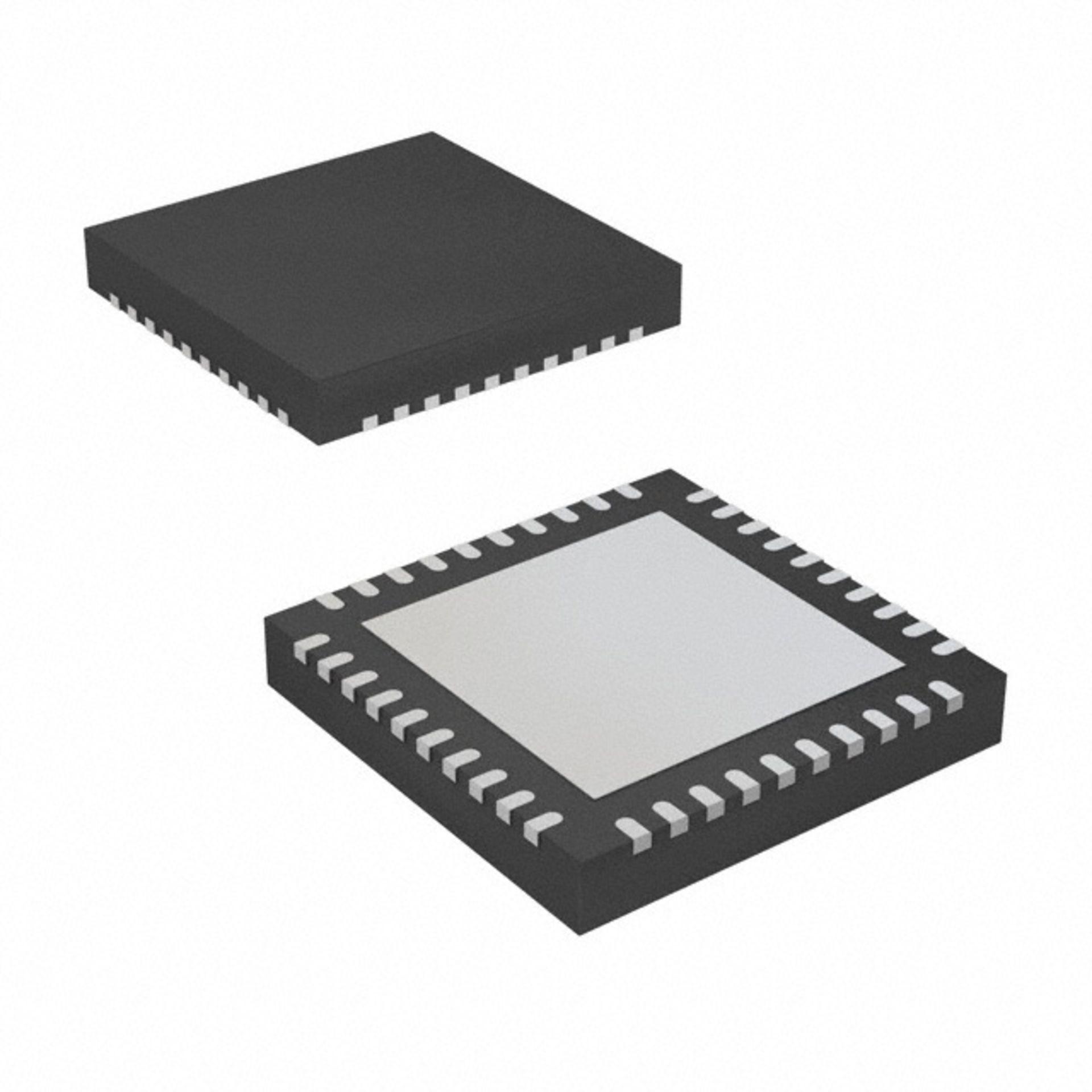 Renesas Electronics 98ULPA877AKILF, IC CLOCK DRIVER 1.8V LP 40VFQFPN, Memory, DDR2 Clock Buffer/