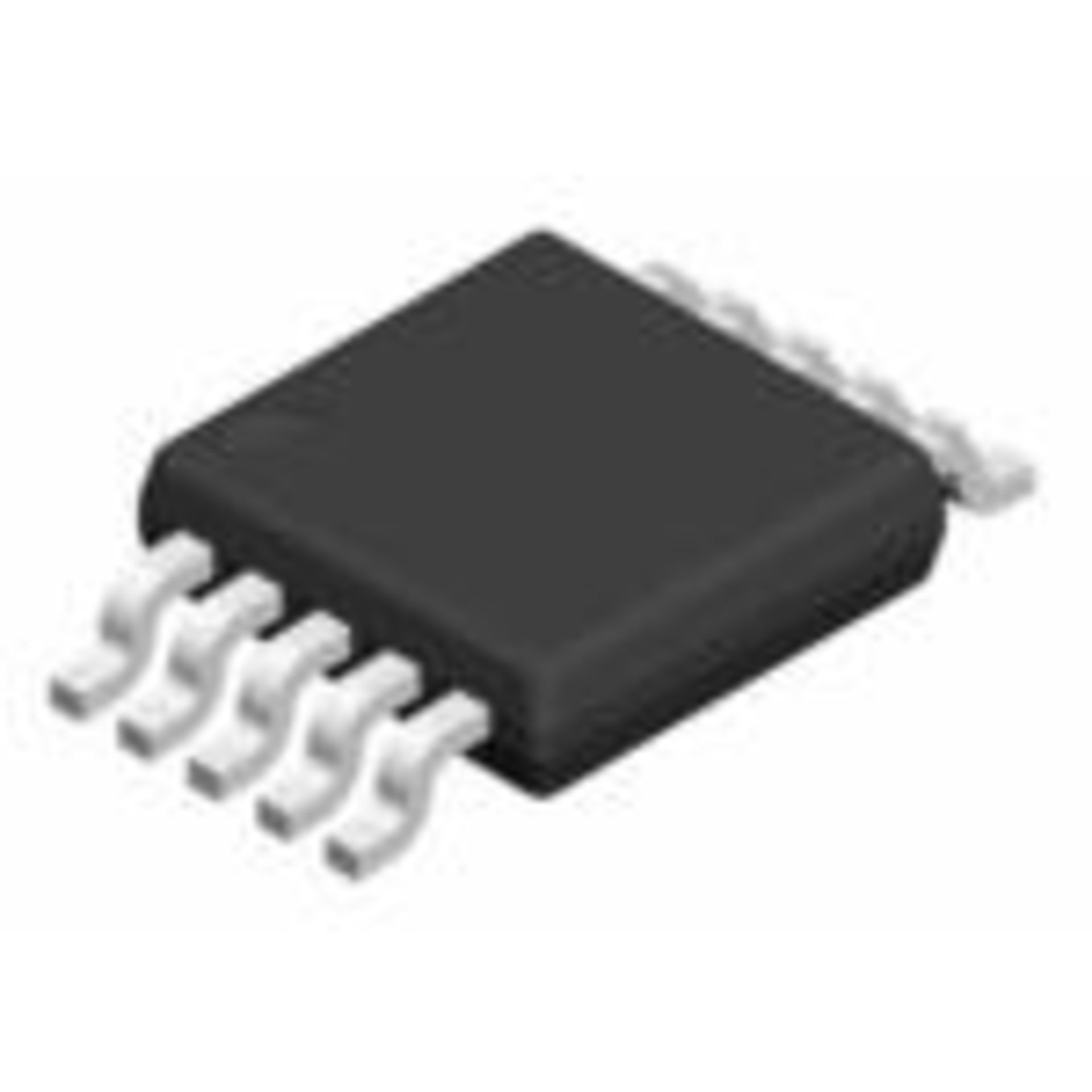 Texas Instruments TPS51100DGQ Special Purpose Voltage Regulators, DDR Termination Regulator 4.75V to