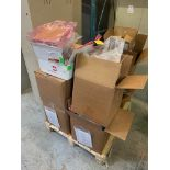 Pallet of Miscellaneous Computer Electronics Components, Includes: (SEE PHOTOS FOR ALL INCLUDED)
