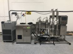 NEW Isolate Extraction Systems, Inc. (IES) Supercritical CO2 Extractor, Model# CDMH.5 - 2x-2f Hydrau