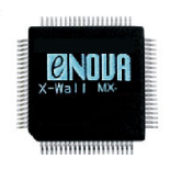 X-Wall MX SATA Real-time Cryptographic Processor, QTY 6