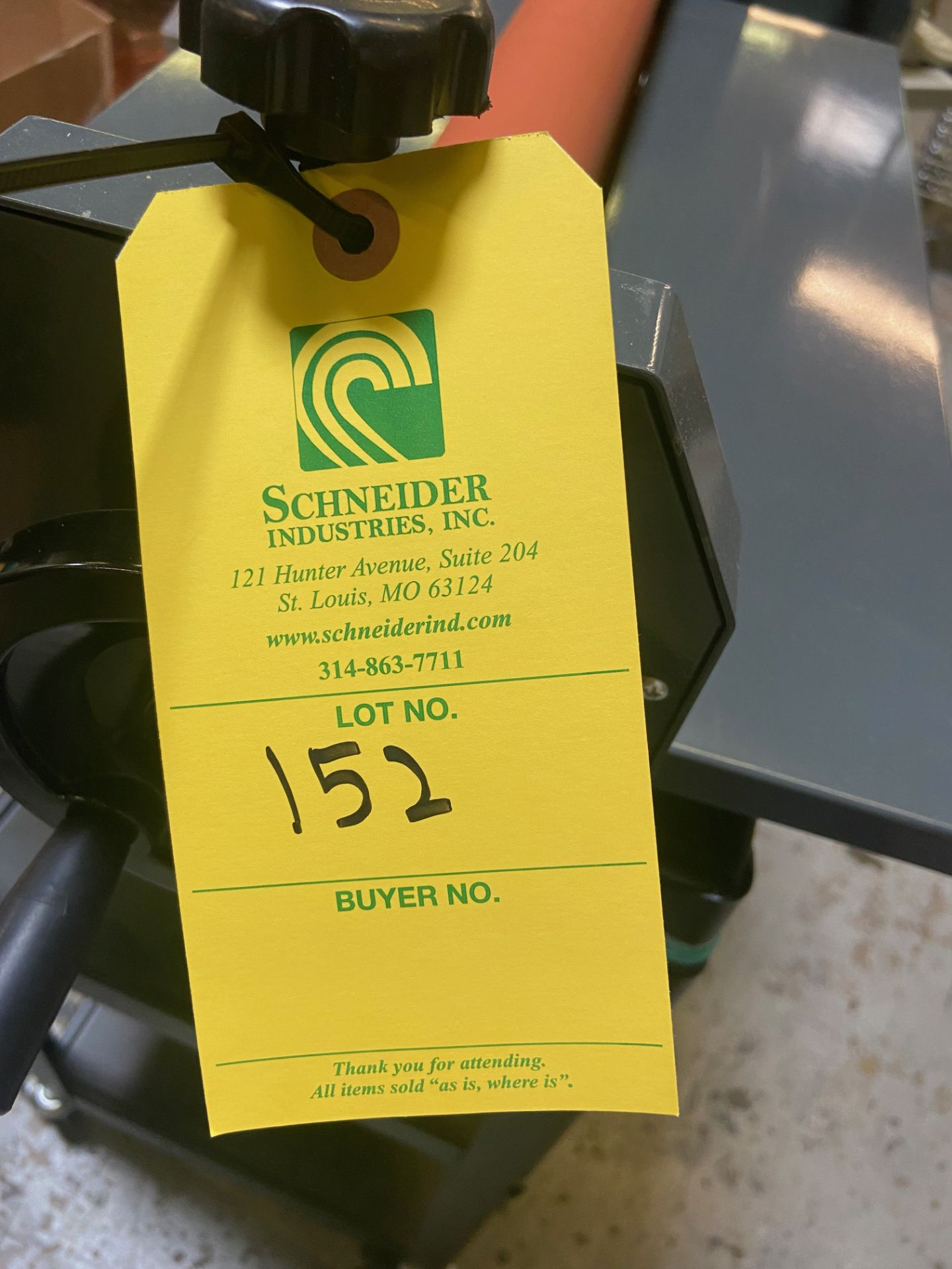 Laminator Roller, Rigging Fee: $20 - Image 4 of 4