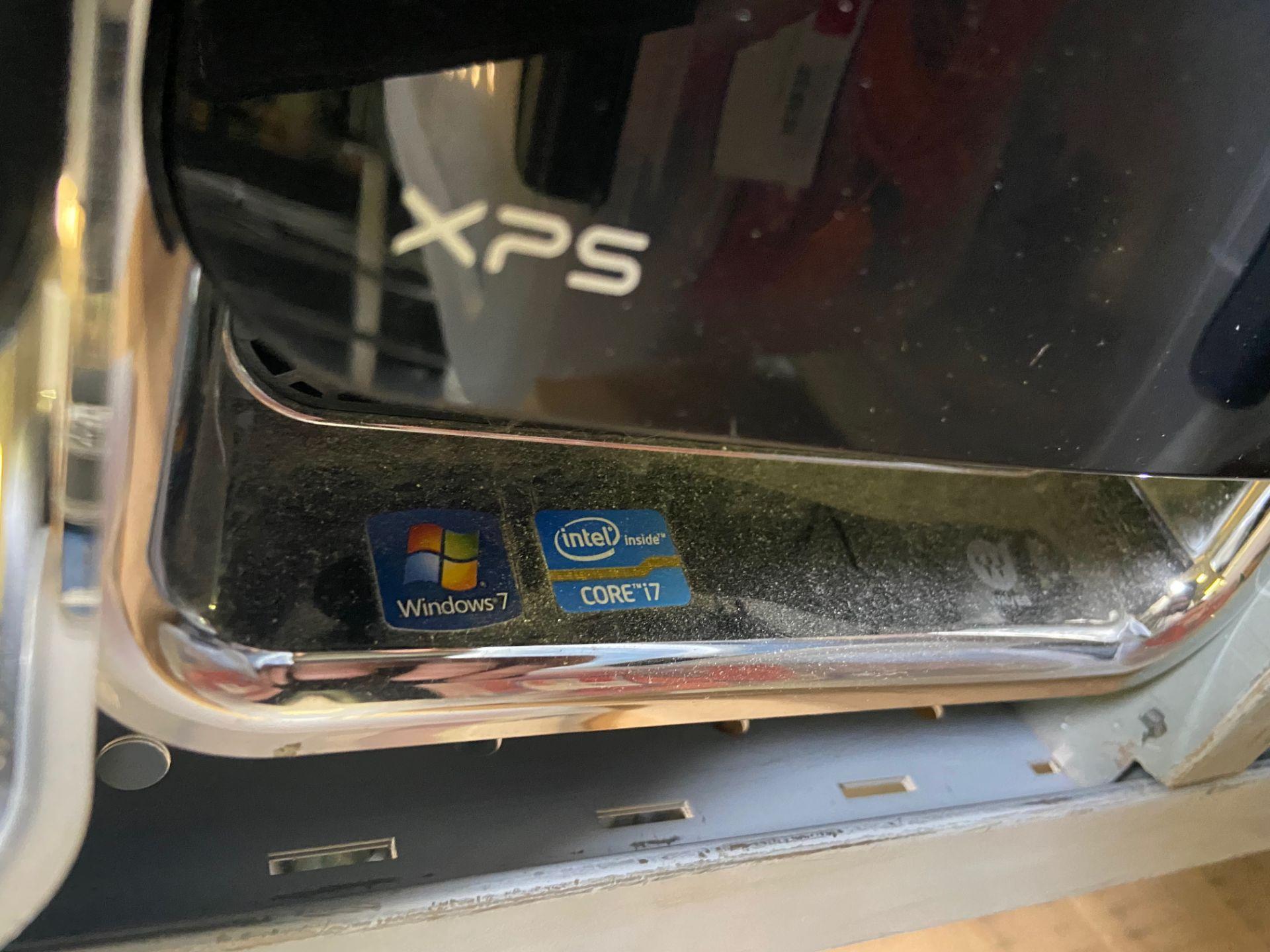 Dell XPS Desktop Computers, Total Qty 4, Qty 3 Intel i7 Processor, Qty 1 Intel i5 Processor, - Image 4 of 6