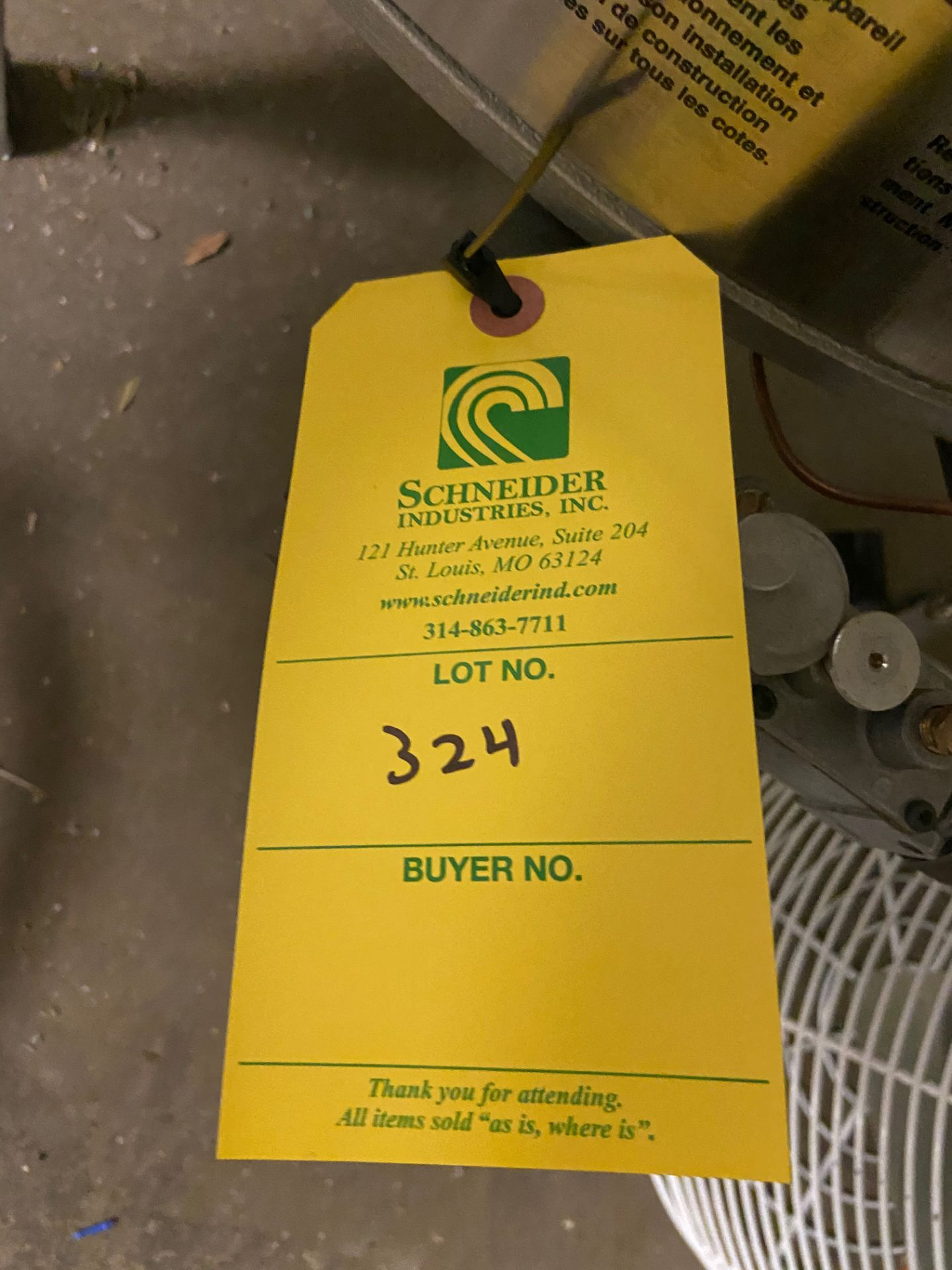 NEW Savage Bros Gas Candy Stove, Model# 20B, Serial# 024376, 80,000 BTU/HR - Image 6 of 6