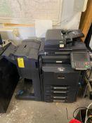 Kyocera TASKalfa 4500i Black and White Print/ Scan/ Copy System, Machine# NLS1900044, 120V, 60Hz,