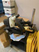 Microscope, Rigging Fee: $20