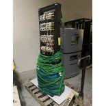 Lab Ethernet Connectivity Hub, SFP Interconnected, Qty 3: Cisco 52-Port Gigabit Stackable Manged