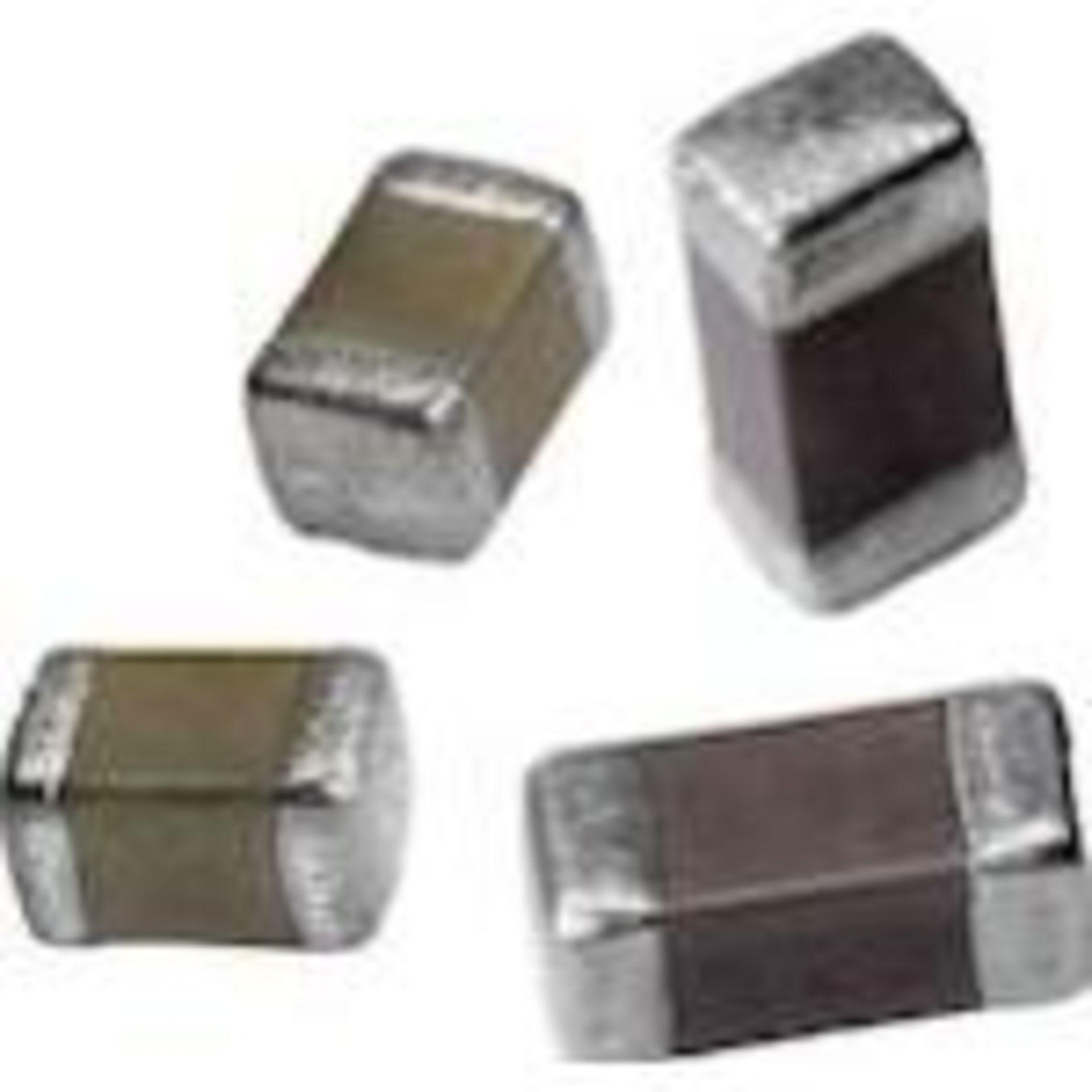 Vishay VJ0603Y104KXXMT, Cap Ceramic 0.1uF 25V X7R 10% Pad SMD 0603 150°C Automotive T/R, APROX QTY