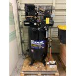 Kobalt Air Compressor, Model# K7580V2, Serial# 141967, 7.5 HP Peak (5 HP Running), 175 Max PSI,