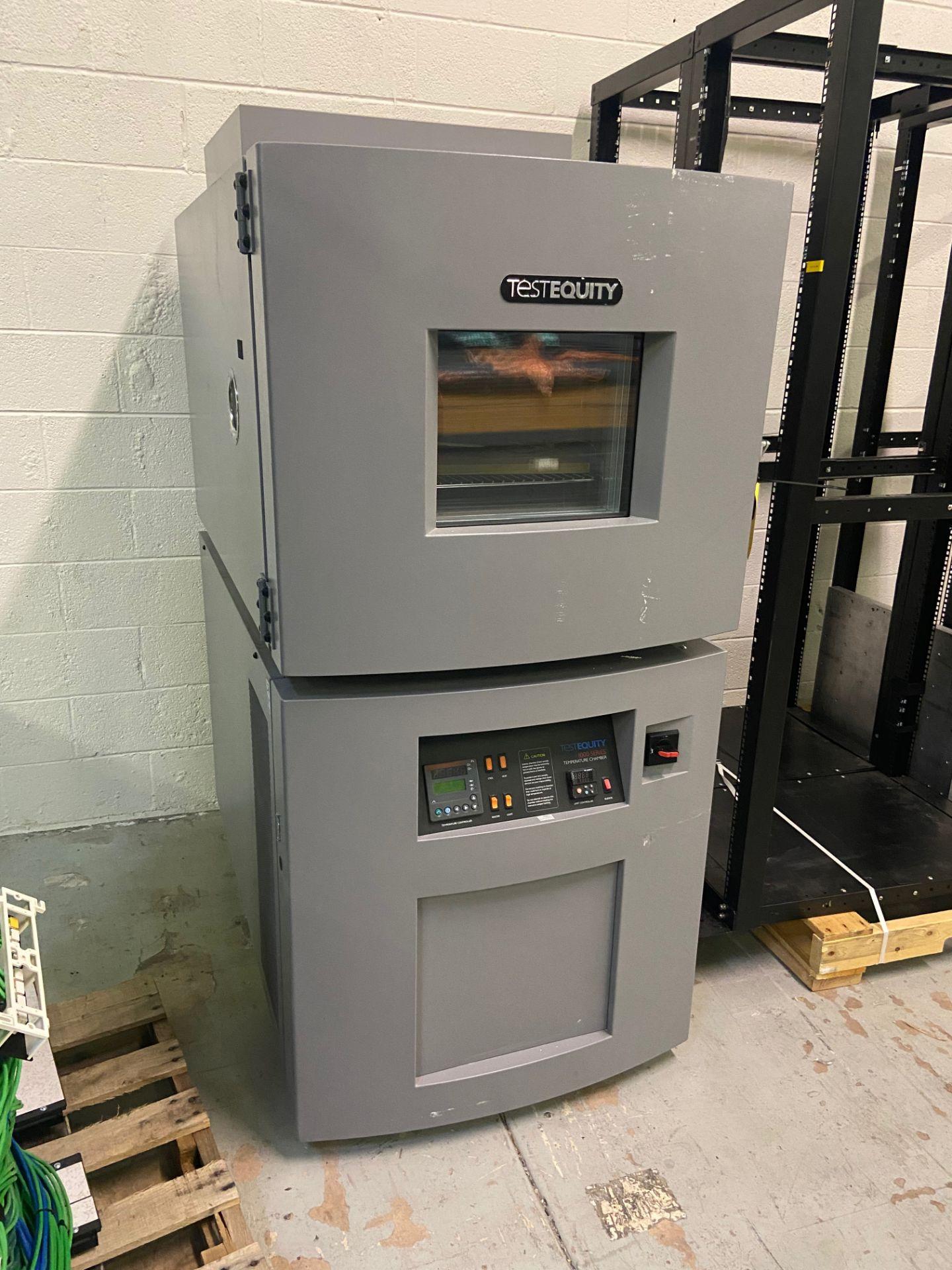 TestEquity Temperature Chamber, Model# 1007C, Serial# 10940, Temp Range: -75C to +175C, 208V, Single - Image 2 of 12
