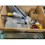 Pallet of Electrical Components, Includes: (SEE PHOTOS FOR ALL INCLUDED) Eaton Heavy Duty Safety