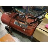 Sears/Craftsman Compressed Air Tank, Model# 919-16633, Serial# 9602261368, Loading/Removal Fee: $20