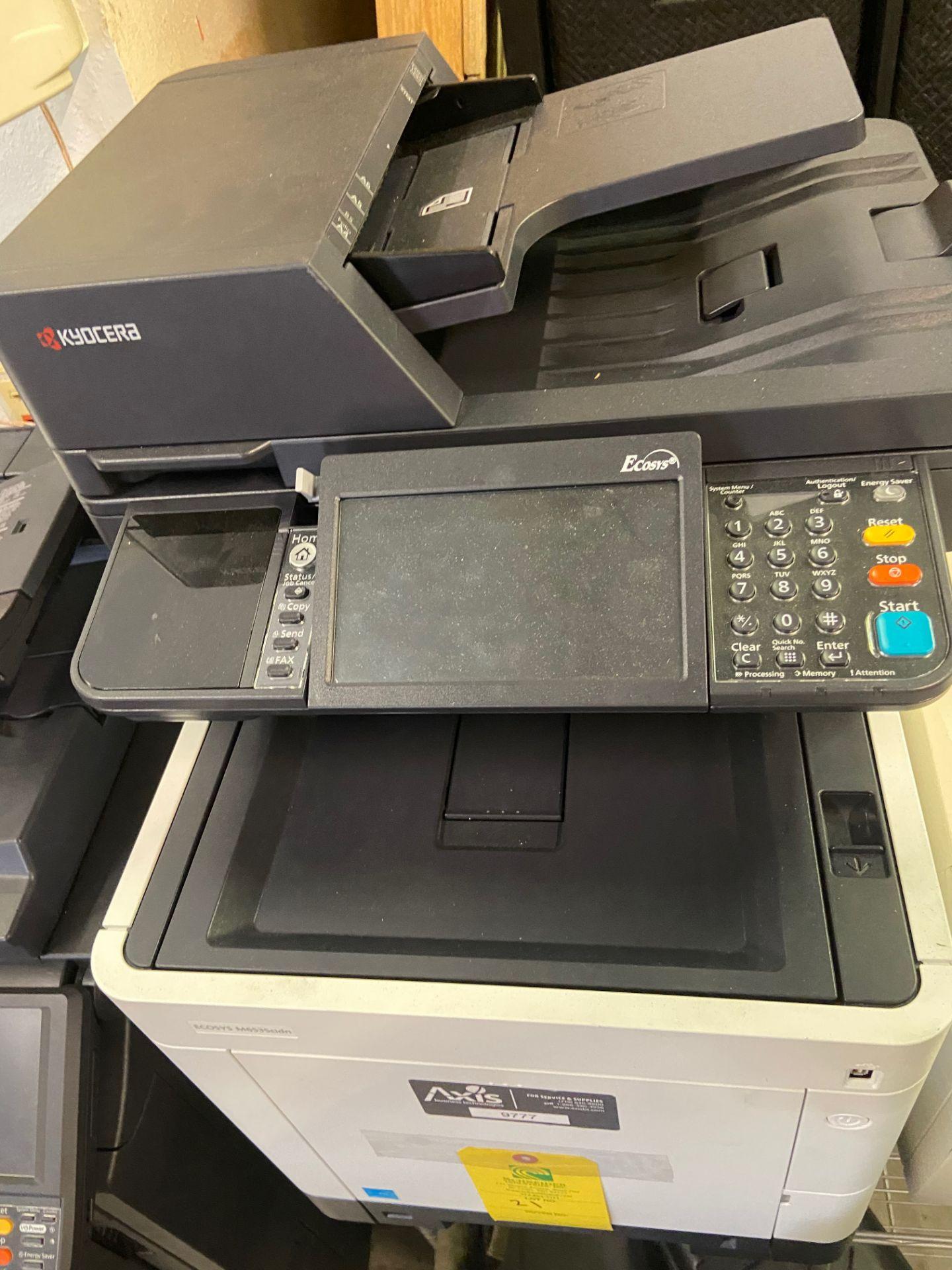 Kyocera Ecosys Printer, Model# M6535cidn, 120V, 60 Hz, Loading/Removal Fee: $20 - Image 3 of 6