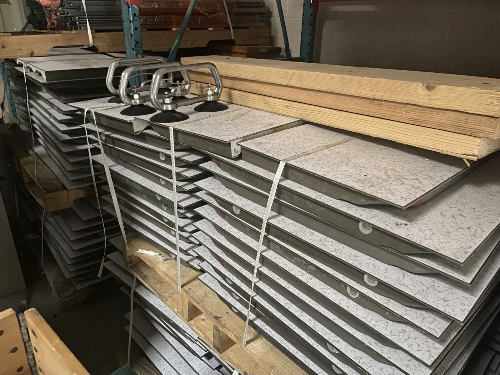 Raised Floor System Loading/Removal Fee: $120 - Image 2 of 4