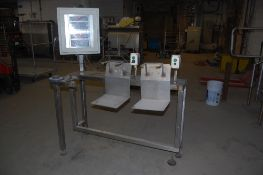 stainless steel bagging system with ricelake scales ***LOADING FEE OF: $ 100 will be added to the