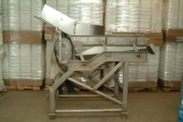 """De Watering reclaim reel by Commercial Mfg & supply co. Overall 6 ft x 4 ft x 5 ft Drum is 24"""""""