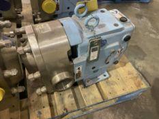 Waukesha Pump Model 130U2 S/N2440441 Pump Only No Motor RIGGING/LOADING FEE - $50