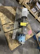 Waukesha SPX Pump Model 006 S/N 1000002214595 Pump WITH 1 HP Motor RIGGING/LOADING FEE - $50