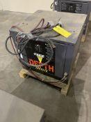 Exide depth charger D.C Volts 24 RIGGING/LOADING FEE - $50