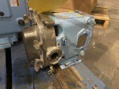 Waukesha Pump Model 6 S/N 124123 Pump Only No Motor RIGGING/LOADING FEE - $50