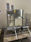 Axiflow technologies pump model STS90-57 sn 41421-001 RIGGING/LOADING FEE - $100