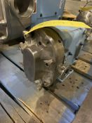 Waukesha Pump Model 6 Pump Only No Motor RIGGING/LOADING FEE - $50